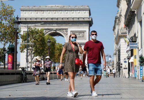 In Paris könnten bald strengere Regeln gelten. reuters