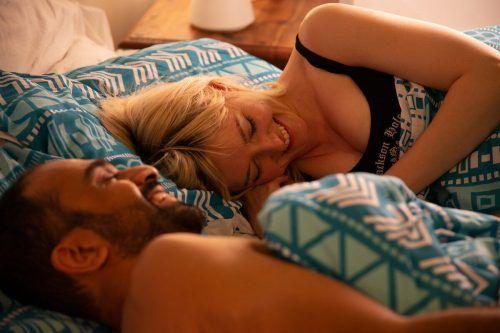 """In """"The Plunge"""" von Simon Ryninks (England) wird es am 14. August erotisch."""
