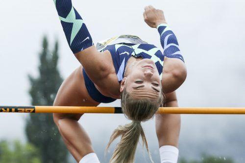 Ivona Dadic war in Götzis eine Klasse für sich und lieferte Jahresweltbestleistung. Chiara-Belinda Schuler durfte sich über Silber und Gold (U20) freuen. Daniel Bertschler (U20) knackte den uralten VLV-Rekord.Gepa
