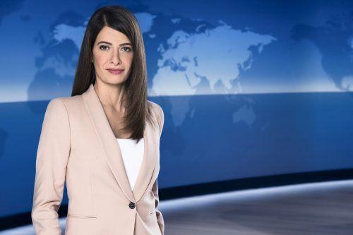 """Linda Zervakis war erschrocken, als sie das Prädikat """"erste Sprecherin mit Migrationshintergrund"""" bekam. NDR/Thorsten Jander"""