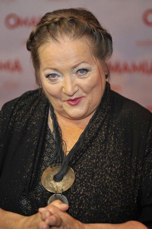 Marianne Sägebrecht spielte in zahlreichen Kino- und Fernsehfilmen mit. dpa