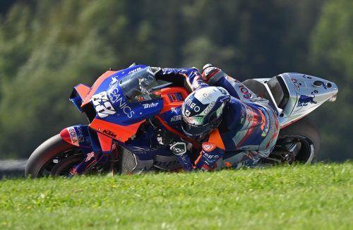 Miguel Oliveira schrieb mit seinem Sieg für KTM in Spielberg MotoGP-Geschichte.Gepa