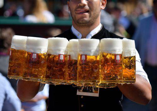 Mit einem Verbot reagiert München auf die Zunahme bei den Neuinfektionen. AFP