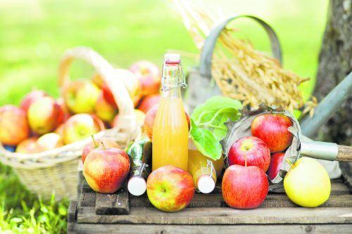 Most von Obst aus dem heimischen Garten schmeckt immer noch am besten.iStock