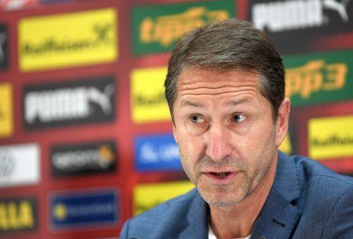 Nach seinem perfekten Pflichtspieldebüt im Dress des FC Lorient darf sich Adrian Grbic über eine Team-Nominierung freuen.afp