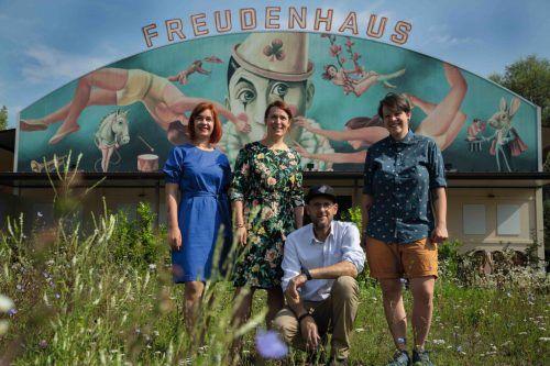 Neben Bewährtem wollen Obmann Roman Zöhrer und Co. auch Neues wagen, um die Bekanntheit des Freudenhauses zu steigern.