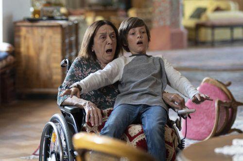 """Passend zu den Sommerferien kommt mit """"Max und die Wilde 7"""" ein Kinderfilm in die Kinos. Leonine"""