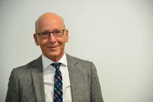 Pfarrer Manfred Fink.