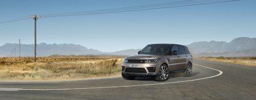 Range Rover Sport: Das Leistungsoffert des durchwegs allradgetriebenen Chef-Dynamikers von Land Rover umspannt eine Bandbreite von 249 bis zu 575 PS.