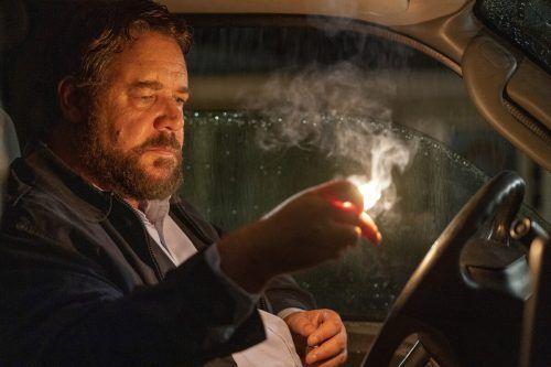"""Russell Crowe zeigt sich im Psychothriller """"Unhinged"""" von einer ganz fiesen Seite. AP"""
