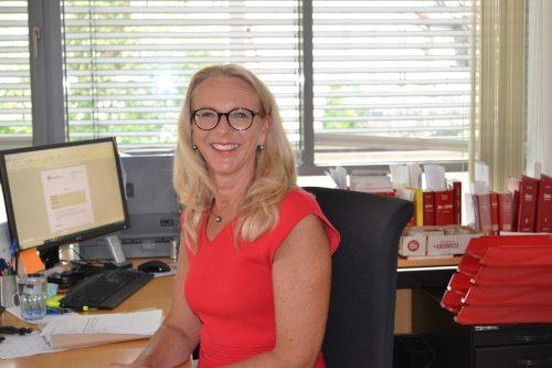 Sonja Nachbaur hat ihre Berufswahl als Juristin noch keine Sekunde bereut. Bischof