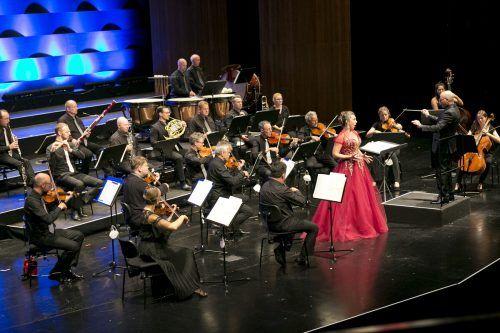 Bei den Bregenzer Festspielen ging für das Symphonieorchester Vorarlberg noch alles gut, nun mussten die Konzerte abgesagt werden. mathis