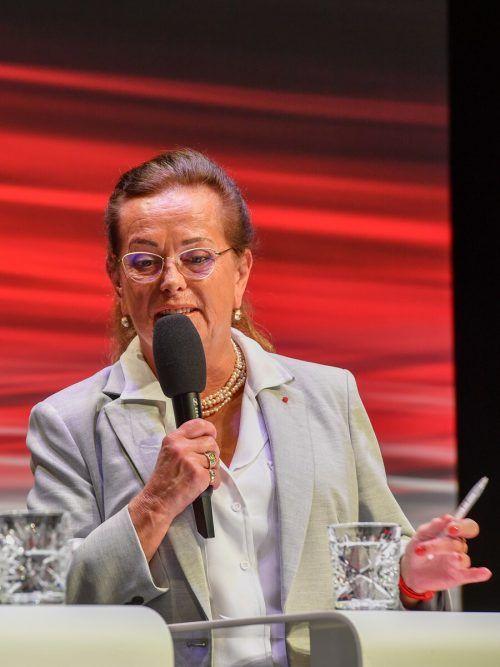 SP-Feldkirch-Chefin Baschny ärgert sich über Jugendarbeit-Umstrukturierung. VN