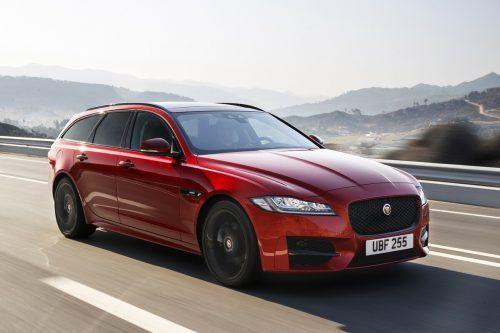 Sportlichkeit ist bei Jaguar eine Grundhaltung. Die gilt für den Businessclass-Vertreter XF sowohl in der Limousinen- als auch der Sportbrake-Variante.