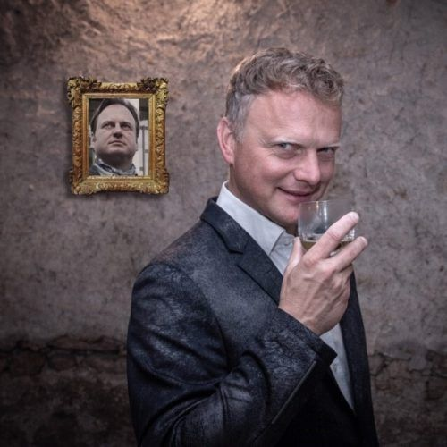 Stefan Heim gibt diesen Sonntag mit seinem Bruder Michael ein Konzert in der Villa Falkenhorst.veranstalter