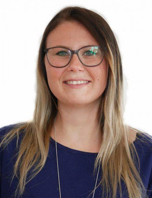 Tanya Winter ist als neue Sachbearbeiterin im Standes- und Meldeamt beschäftigt.the