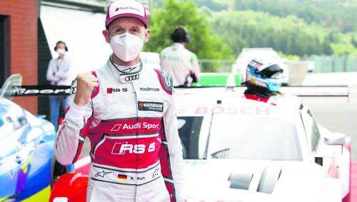 Titelverteidiger Rene Rast gewann nach spannendem Duell mit Nico Müller das zweite DTM-Rennen nach dem Corona-Neustart in Spa-Francorchamps.dtm