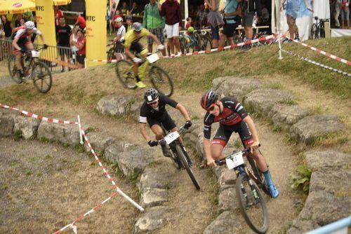Trotz allem findet eine Mountainbike-ÖM in Dornbirn statt.
