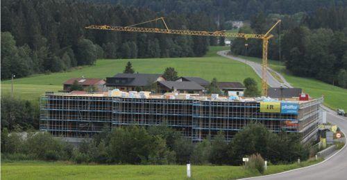 Über rund 3300 Quadratmeter Nutzfläche wird FHE in Langen am neuen Standort auf dem knapp 7000 Quadratmeter großen Areal verfügen. STP