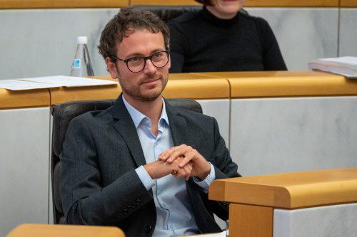 Daniel Zadra strebt an die Spitze der Vorarlberger Grünen.VN