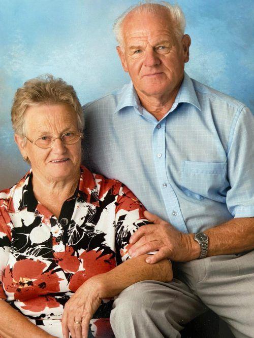Viele Interessen und ihre Kinder haben das Paar jung gehalten.