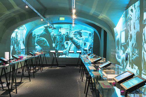 VN-Abonnenten besuchen das Jüdische Museum zum Vorteilspreis. dietmar walser