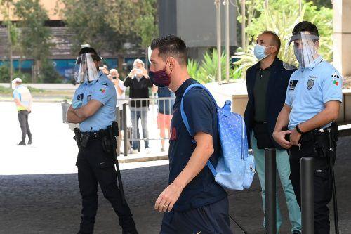 Was plant Lionel Messi? Die Meldungen darüber könnten konträrer nicht sein.afp