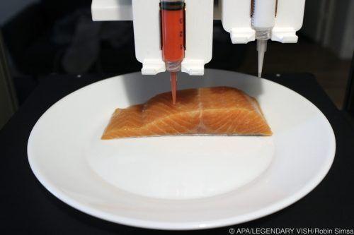 """Wiener Start-up """"Legendary Vish"""" arbeitet an Alternative zu herkömmlichem Fisch. APA"""