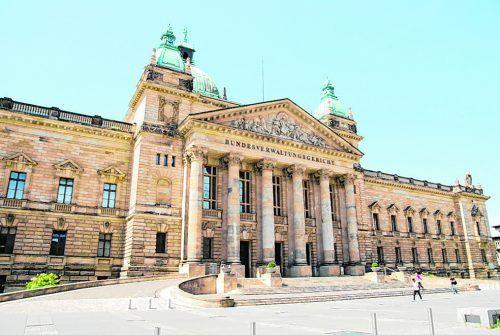 Zu den Sehenswürdigkeiten von Leipzig gehört auch das Bundesverwaltungsgericht.