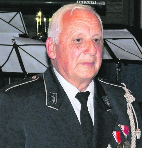 Adolf Dür: Seine große Leidenschaft war die Musik.