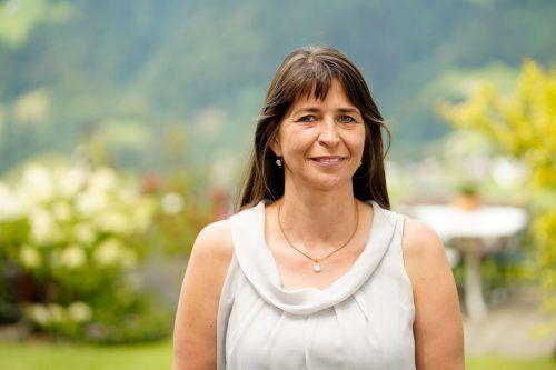 Alexandra Martin geht ihre neue politische Aufgabe engagiert an. gemeinde