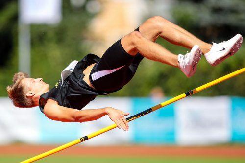 Als erfolgreichster Ländle-Athlet ging Daniel Bertschler aus den Österreichischen Nachwuchs-Meisterschaften in Klagenfurt hervor.GEPA