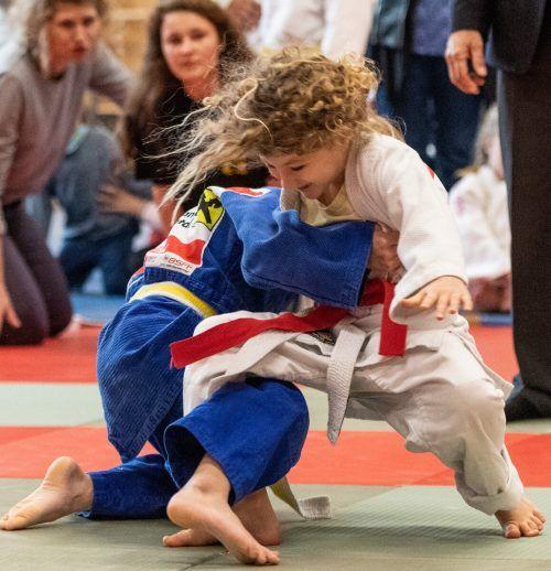 Am Freitag startet wieder ein Judo-Anfängerkurs in Dornbirn.cth