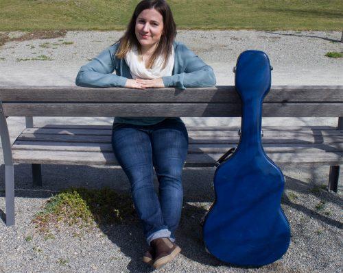 Angela Mair präsentiert am Freitag im Theater am Saumarkt ihr drittes Album. Veranstalter