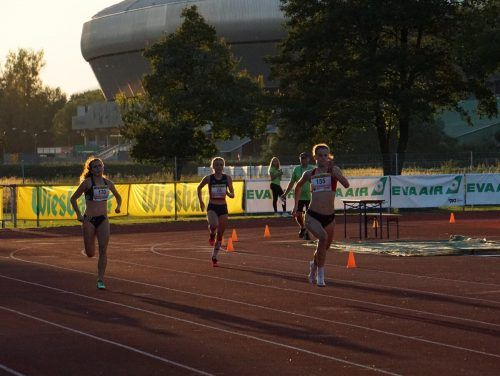 Anna Mager holte U23-Gold über 400 Meter. tsbv