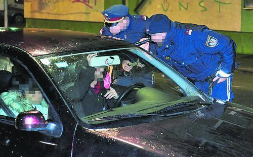 Auch in Vorarlberg gehen der Polizei bei Kontrollen überdurchschnittlich viele sogenannte Drogenlenker ins Netz. ÖAMTC