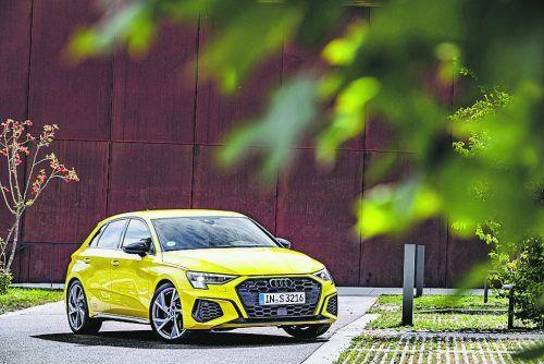 Audi S3 Sportback: 310 PS, leichtfüßig, agil und fast stoisch stabil.