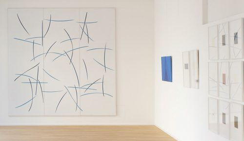 Begegnung mit Wesentlichem: Arbeiten von Franz Gassner in der Galerie Arthouse in Bregenz. Galerie/Koenig, AG