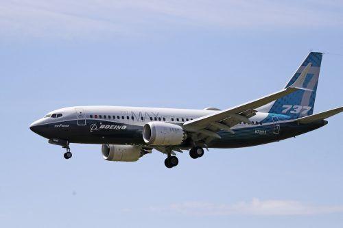 Bei den 737-Max-Abstürzen in den Jahren 2018 und 2019 starben 346 Menschen. AP