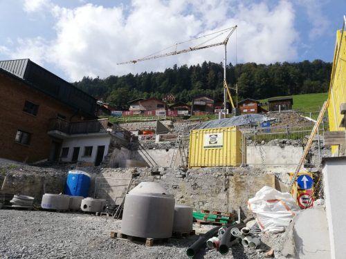 Raggal machte in Sachen gemeinnütziger Wohnbau im Tal den Anfang. Nach St. Gerold, Sonntag und Blons will nun auch Fontanella diesbezüglich nachziehen.VN-Archiv