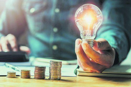 Bei der Wahl des Beleuchtungssystems spielt die Nutzungsdauer mit.shutterstock
