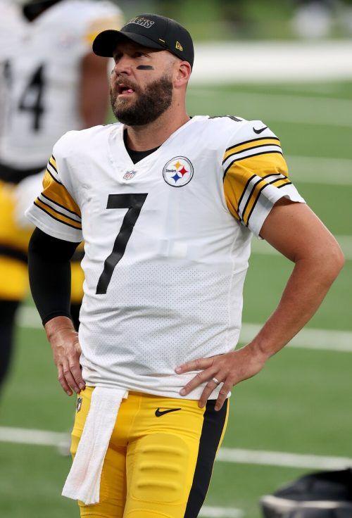 Ben Roethlisberger führte die Steelers mit drei Touchdown-Pässen zum Sieg. ap