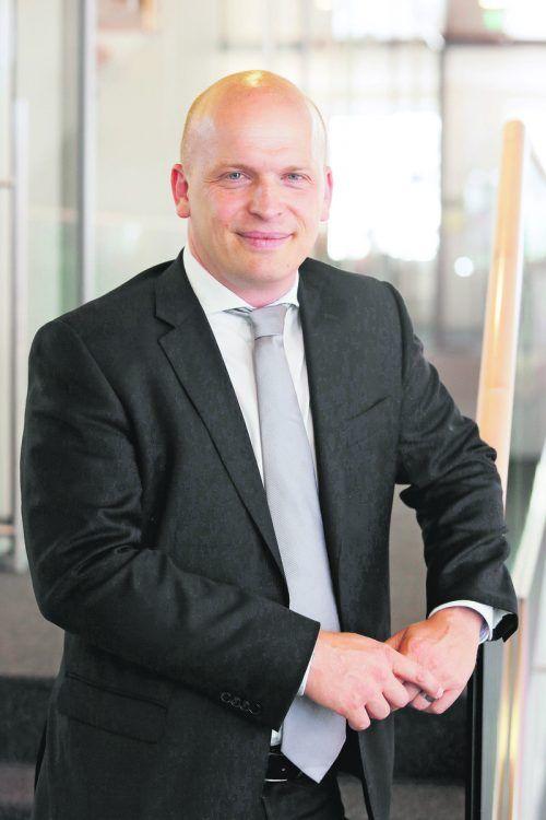Bernd Allmer, Leiter HR & Unternehmensentwicklung, Helvetia Versicherungen AG.Helvetia