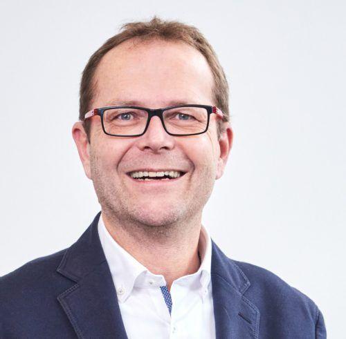 Bernd Frankenhauser tritt für die Neos Götzis an.