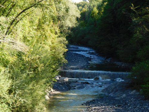 Bis 2023 dauern die Arbeiten am Hochwasserschutzprojekt noch an.MIMA