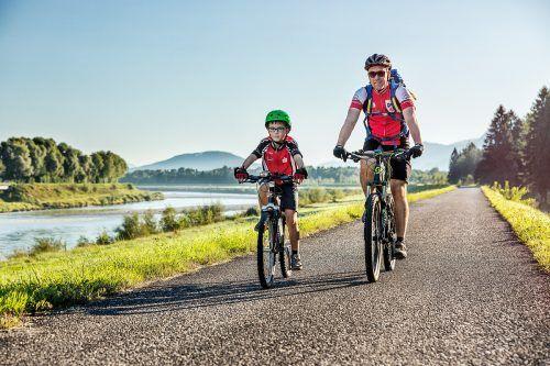 Bis Ende September können noch Fahrrad-Kilometer gesammelt werden.STadt