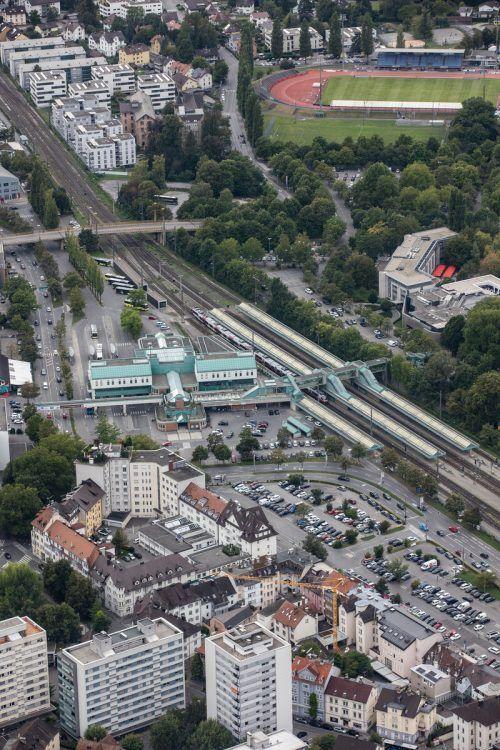 Bregenz Das Projekt Bahnhof Bregenz wird laut Plan 2021 bis 2025 umgesetzt.
