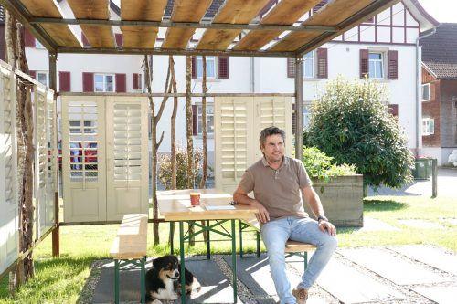 Bruno Greber ist es ein Anliegen, den Kneippverein Dornbirn, dem er als Obmann vorsteht, für alle Altersgruppen attraktiv zu machen. greber