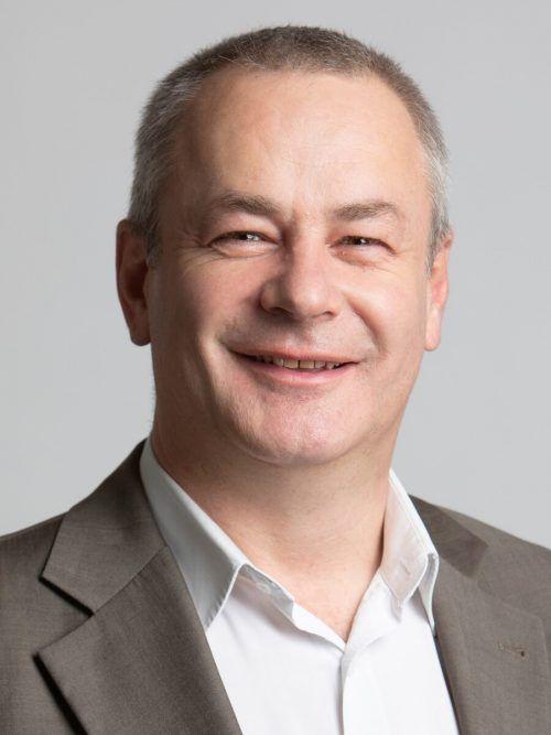 Christian Anselmi (53) für die Grünen und Parteifreien Schwarzach.