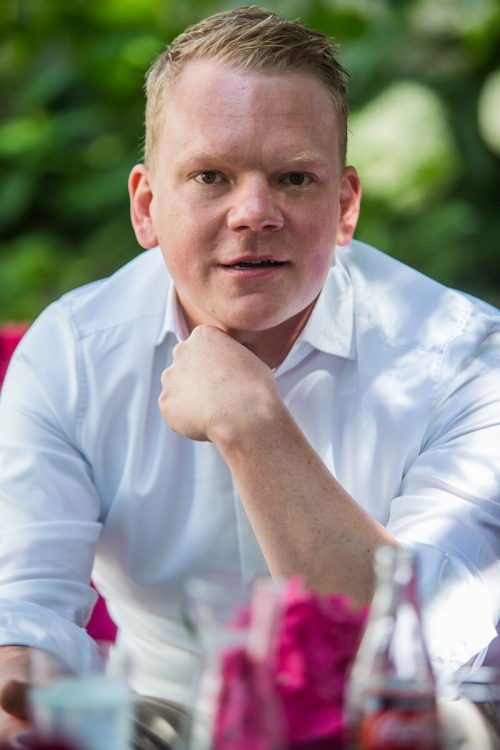 Christof Bitschi fordert Transparenz in Sachen Dornbirner Messe.VN/Steurer